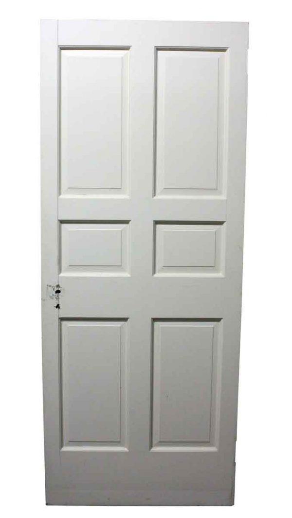 6 Panel Interior Door