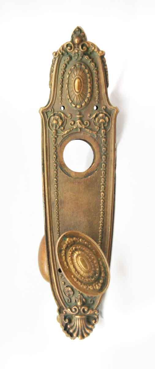 Sargent Victorian Entry Knob Set