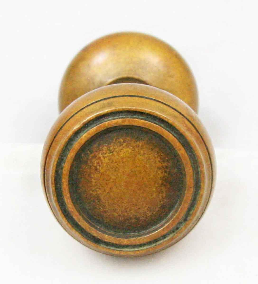 Centrical Design Solid Bronze Knob Set