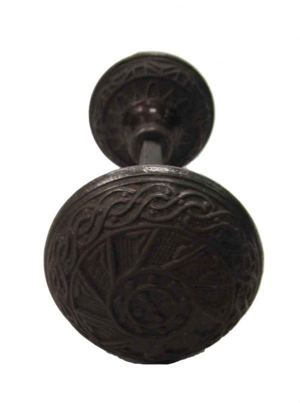 Iron Gothic Design Knob Set