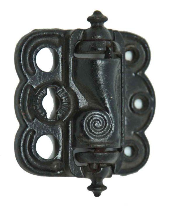 Vintage Black Spring Hinge