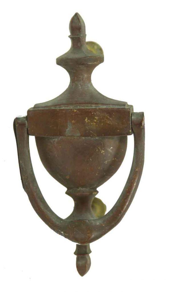 Salvaged Bronze Door Knocker