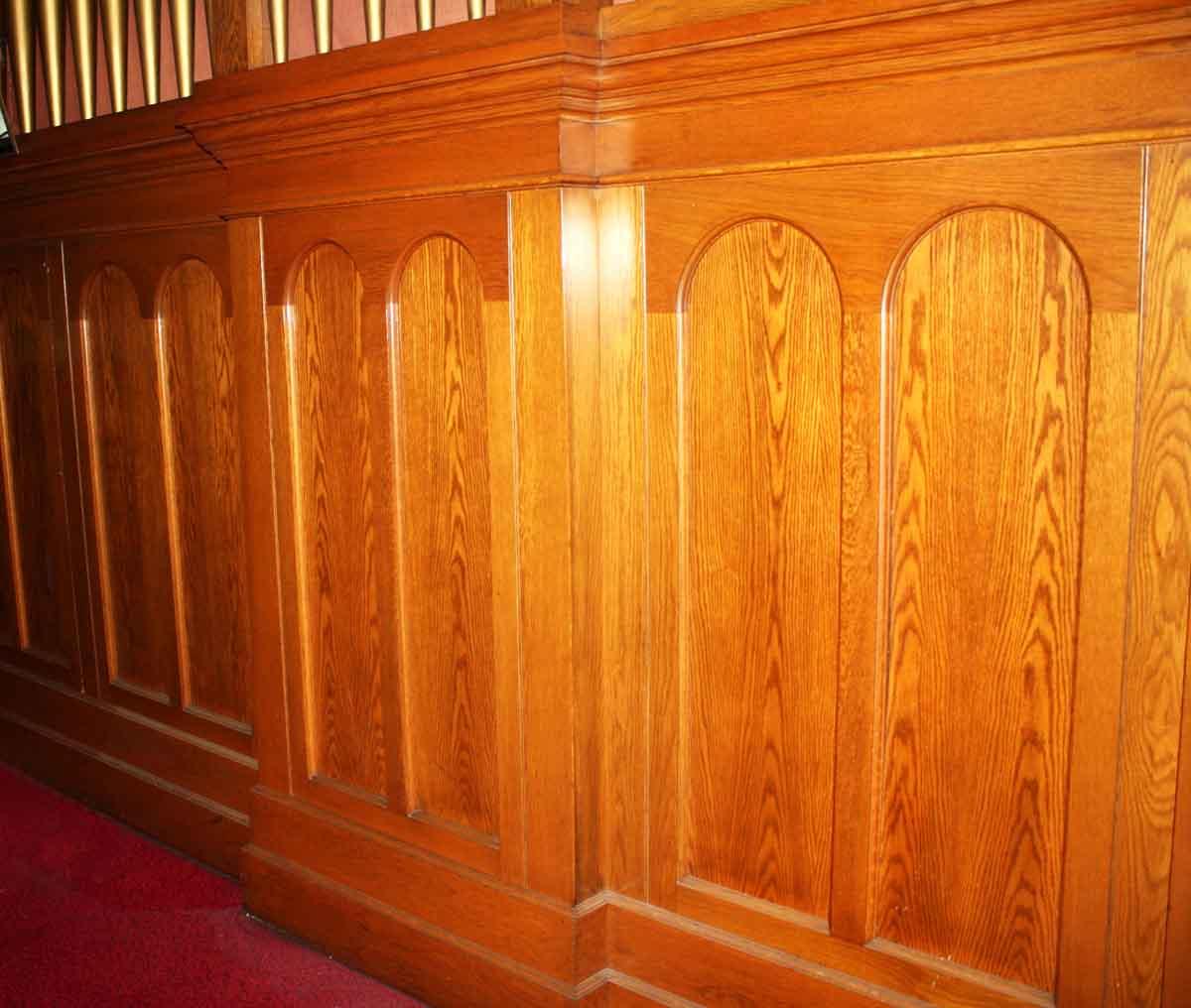 Gothic Oak Wainscot Paneling Olde Good Things