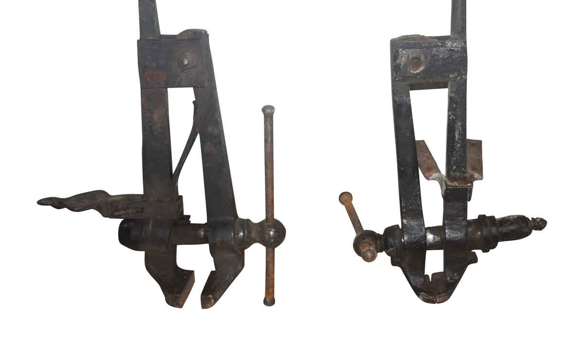 Giant Antique Forged Steel Vise Grips