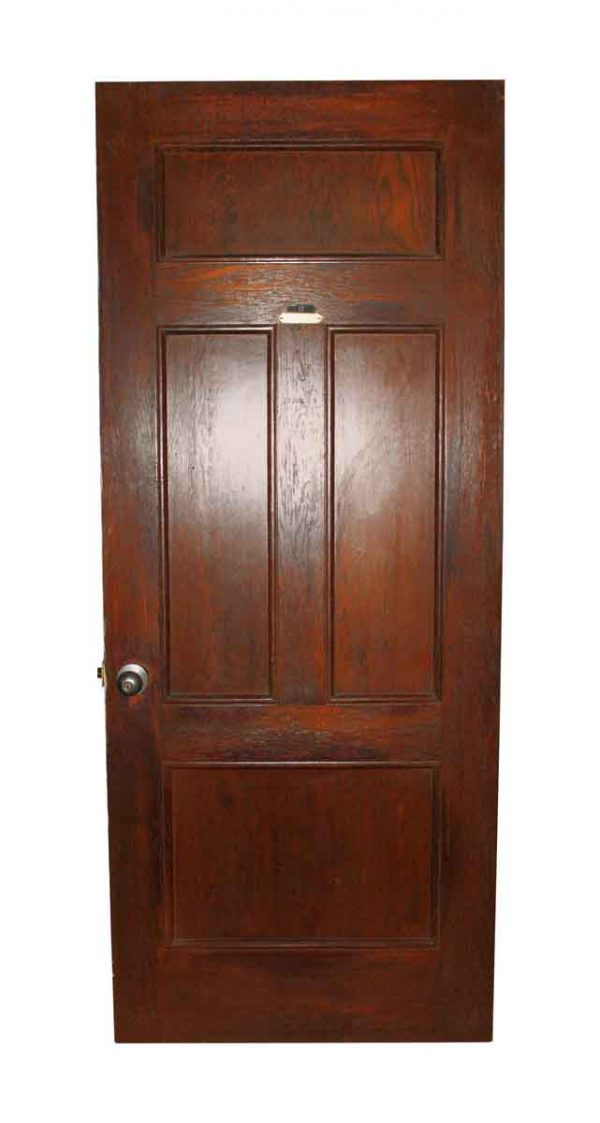 Vintage Six & Four Panel Door