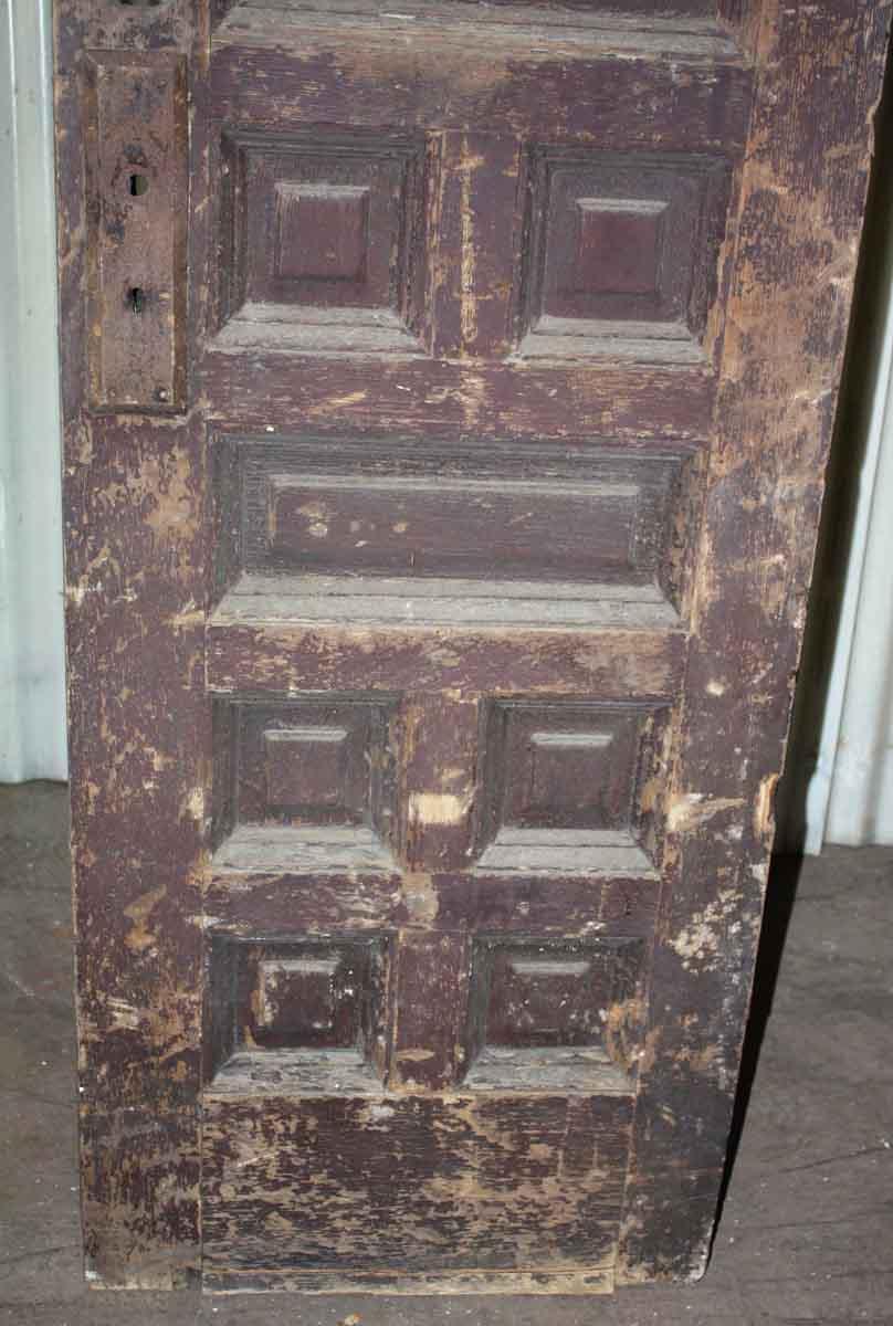 Tall Amp Narrow Brownstone Door Olde Good Things