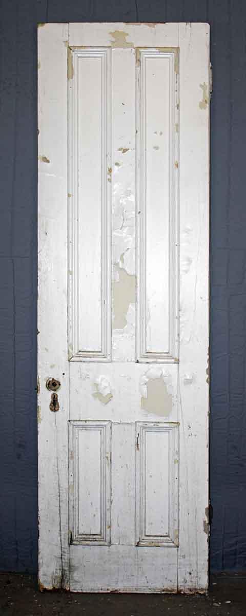 Door with 4 Vertical Panels
