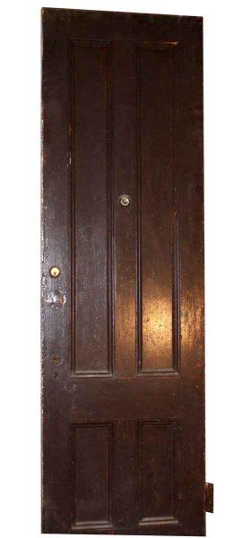 Tall & Narrow Vertical Panel Door