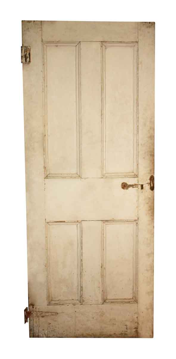 Primitive Mortise & Tenon Door