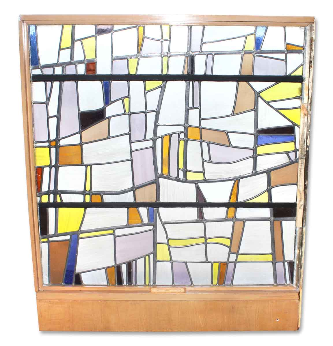 Stained Glass Mural by Robert Sowers