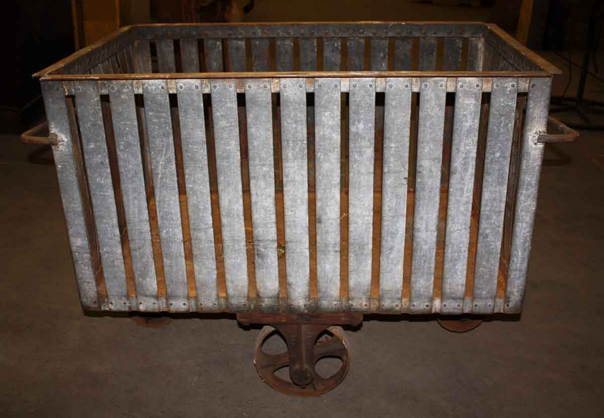 Terrific Antique Industrial Cart