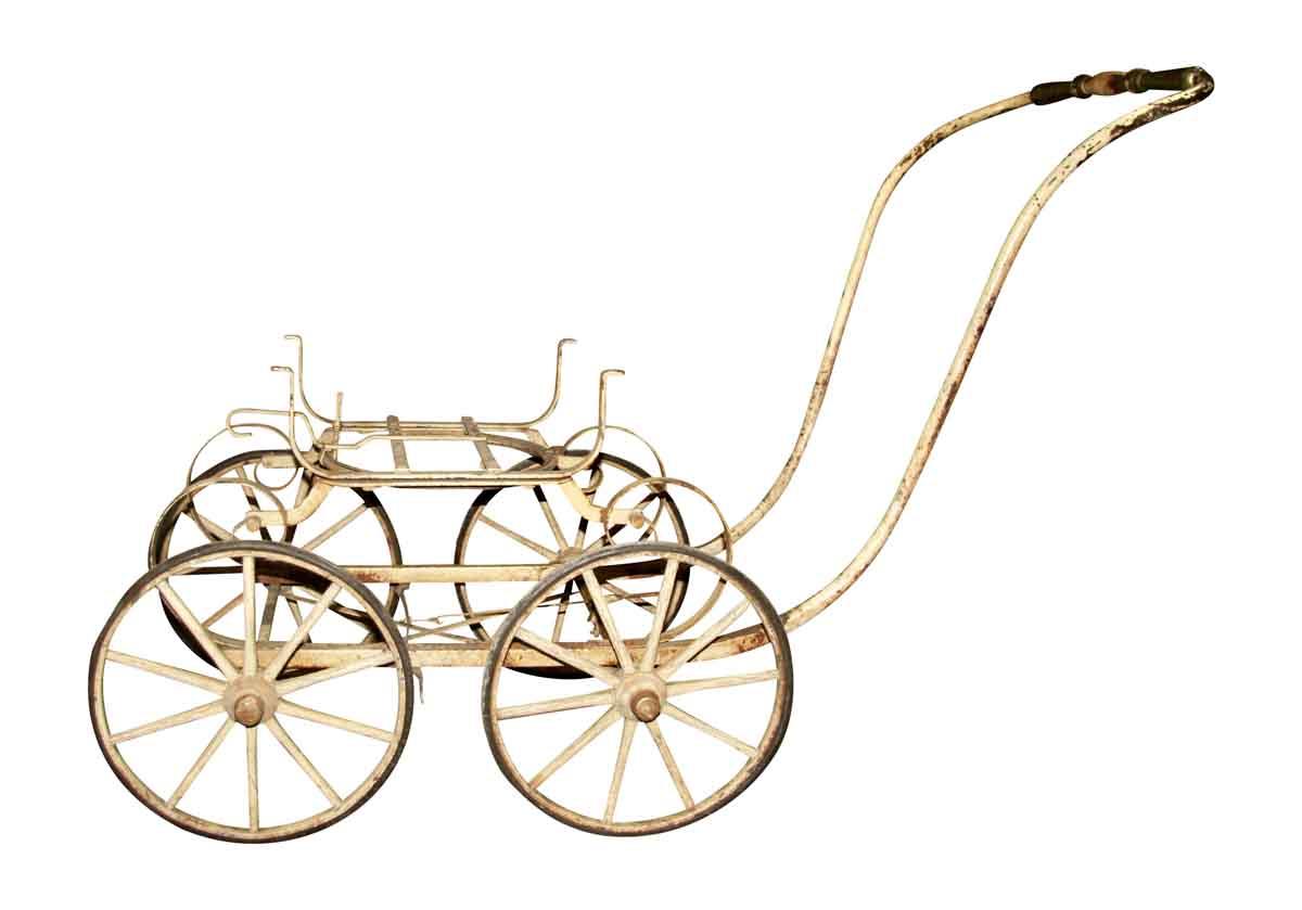 Antique Four Wheel Wagon