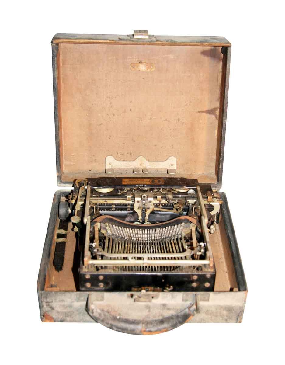 Antique Typewriter from 1917