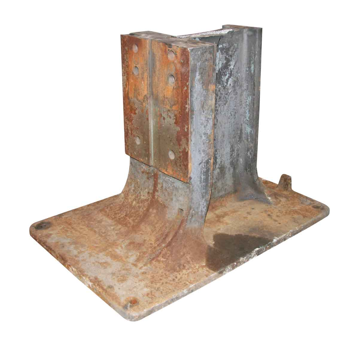 Cast Iron Industrial Table Base