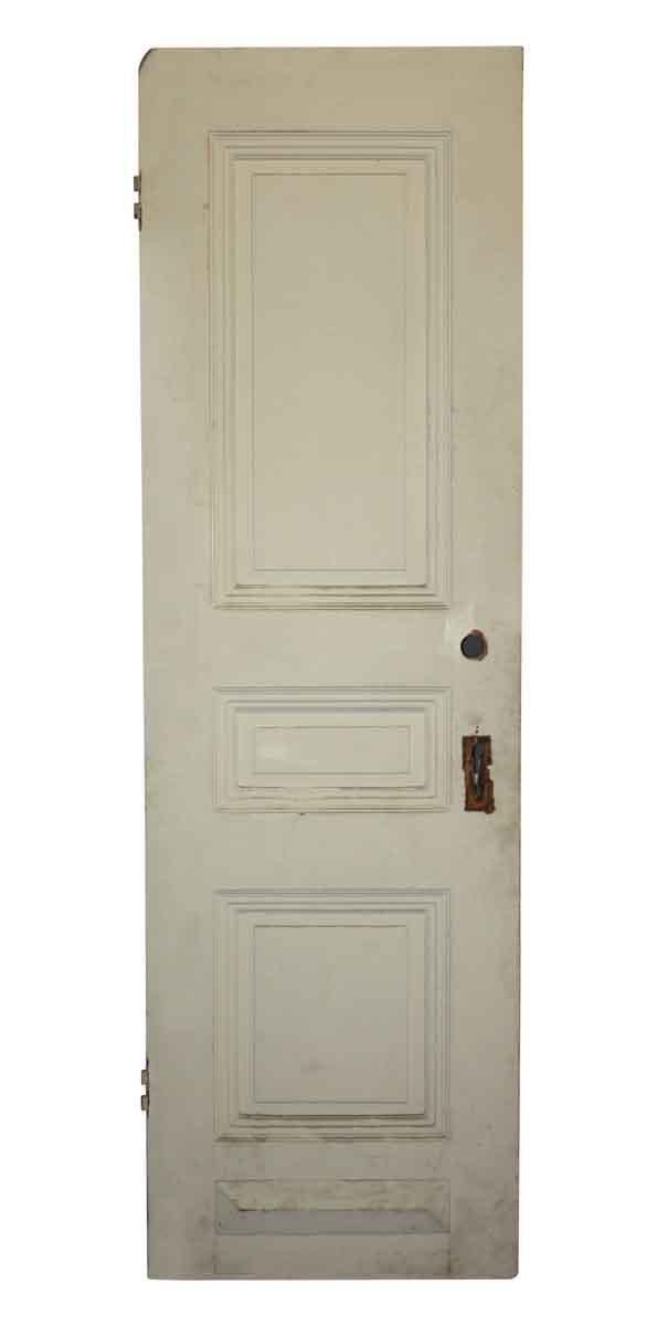 Salvaged Three Panel Eastlake Door