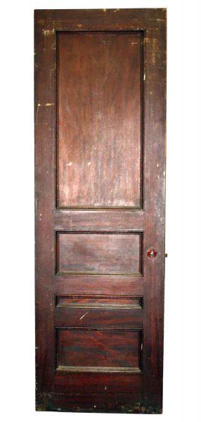 Four Panel Door Tall & Narrow