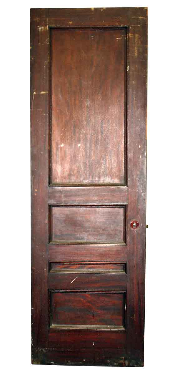 Four Panel Door Tall & Narrow