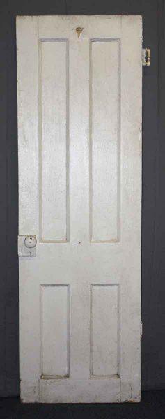 Simple Four Panel Door