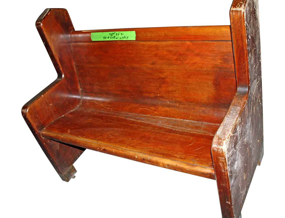 Four Foot Church Pew