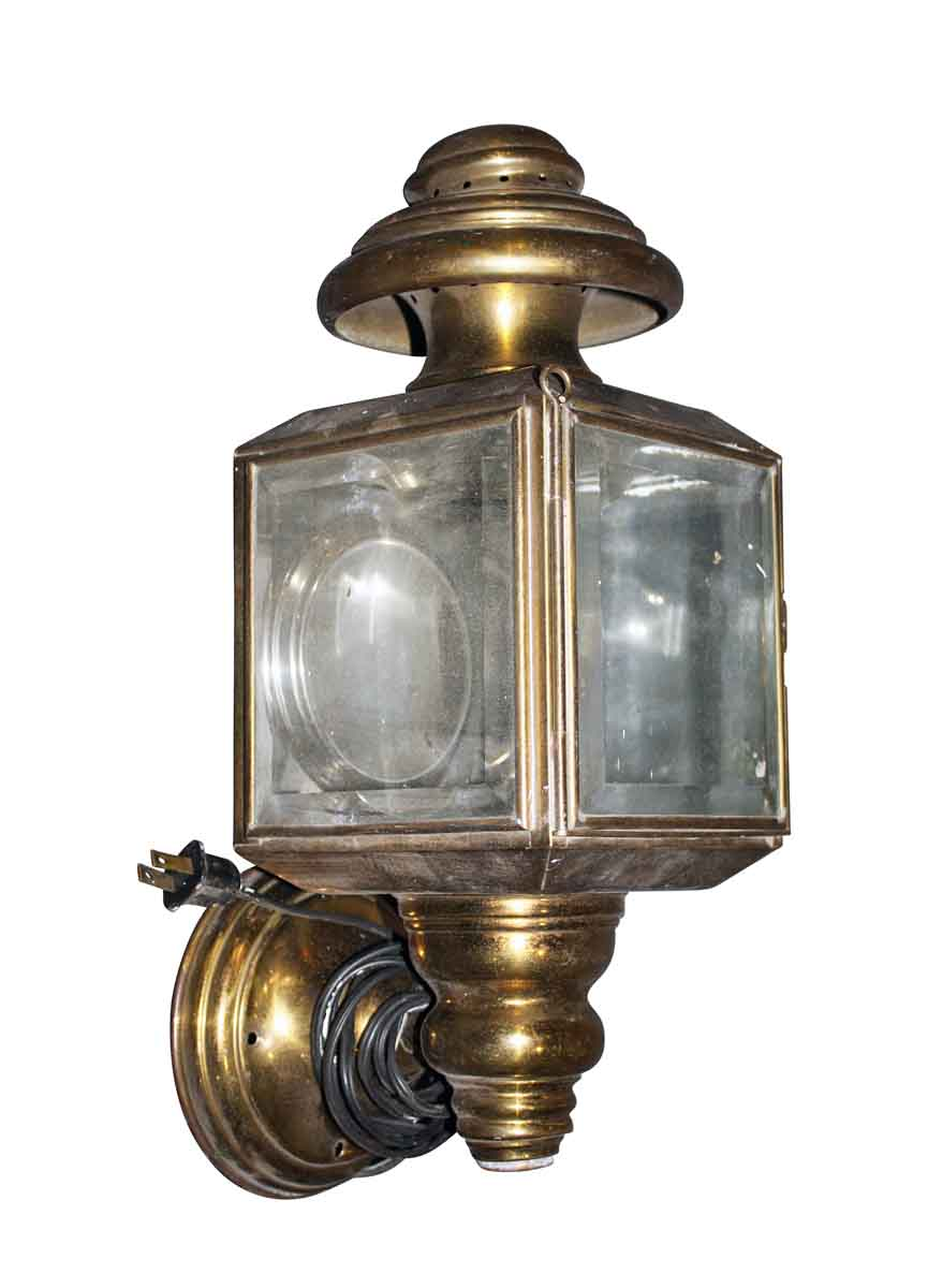Carriage Light Sconce Olde Good Things