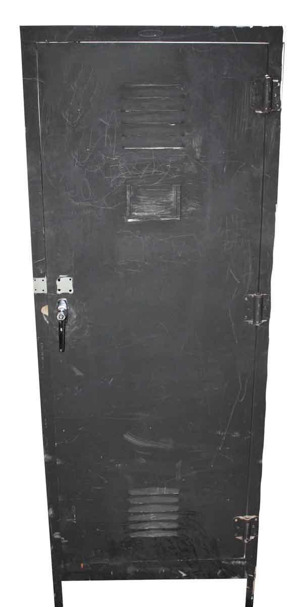 Vintage Metal School Locker