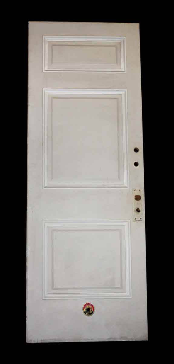 Three Different Size Panels Door