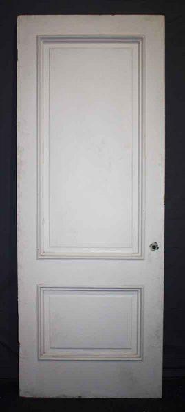 Tall Elegant Raised Molding Doors 7.5 Ft. Tall