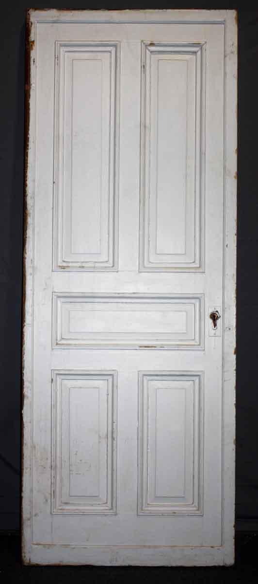 Oversized Five Panel Pocket Door