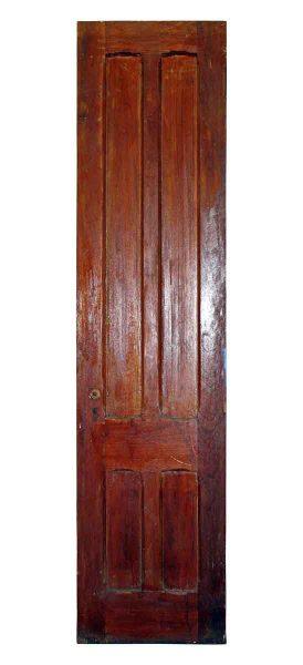 Long Four Paneled Door