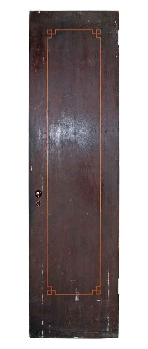 No Panel Door