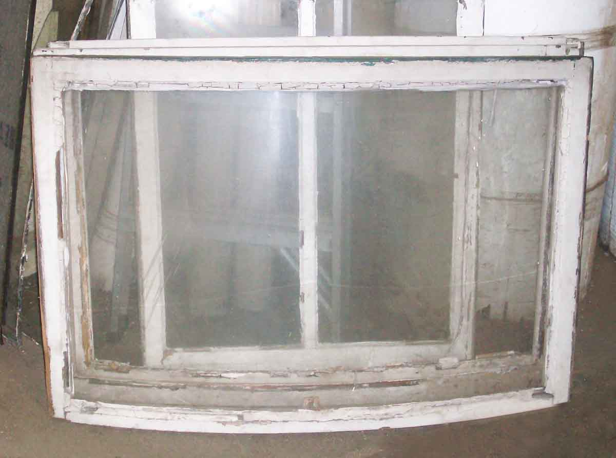 Curved Wide Window