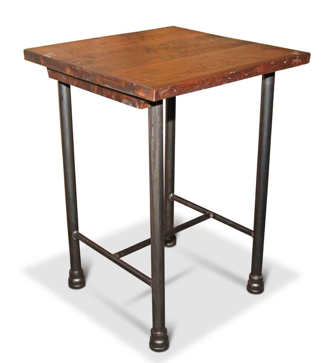 Square Kitchen Island Or Tall Side Table