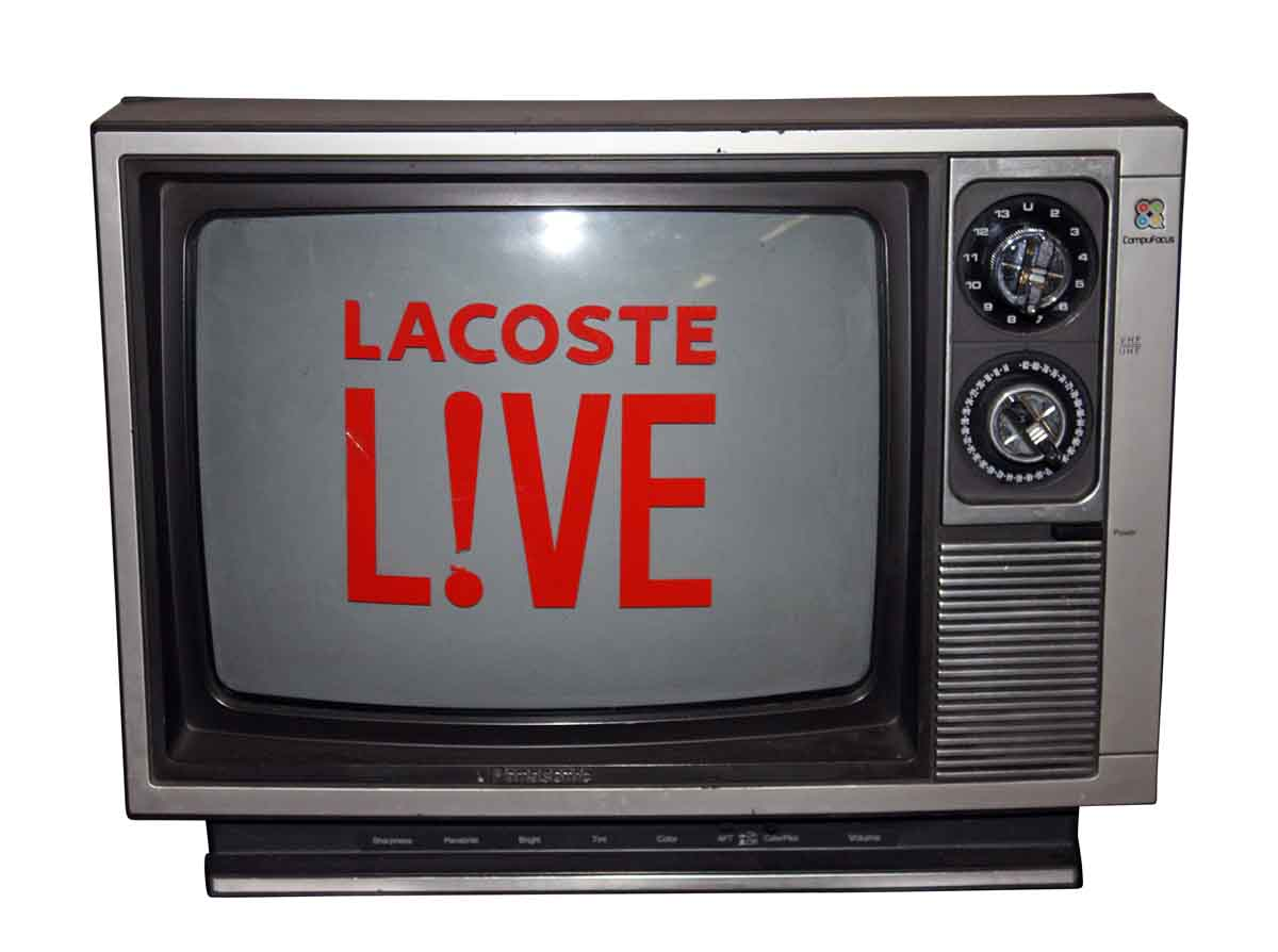 Vintage Panasonic Television