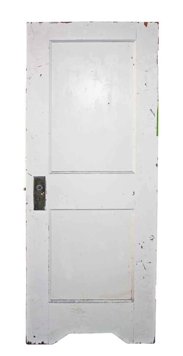 Two Panels Door