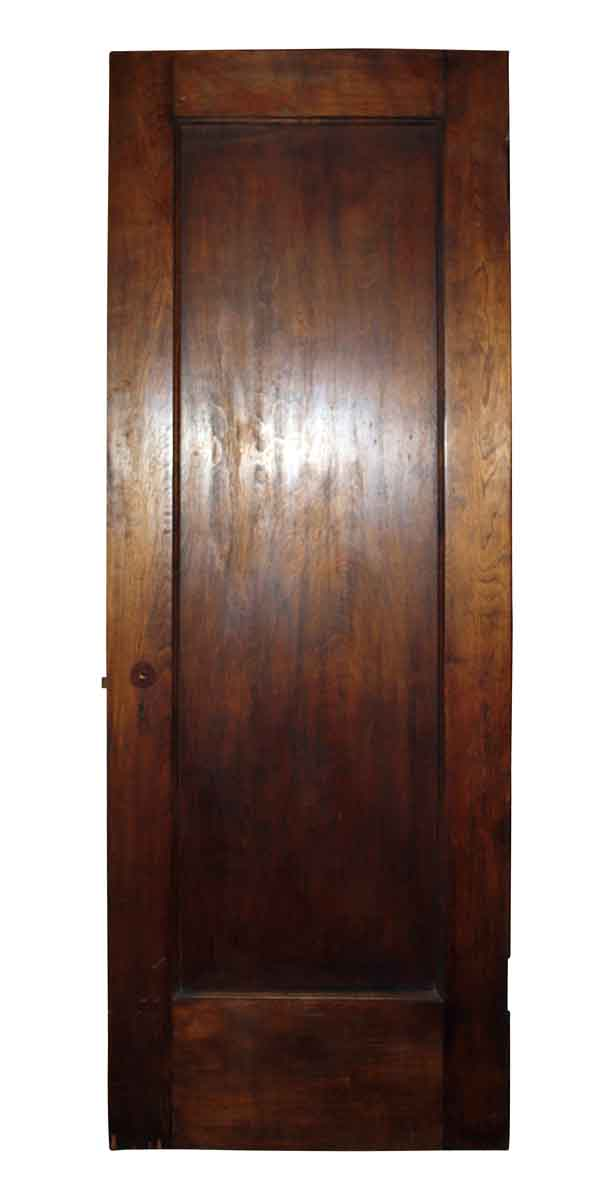 One Panel Interior Door
