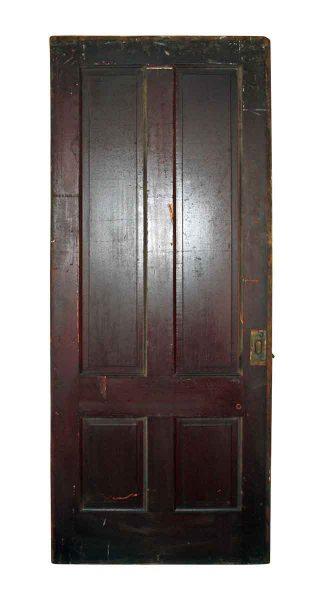 Four Panel Pocket Door