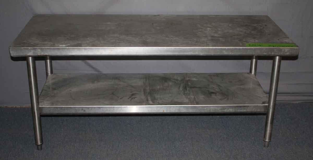 Medium Sized Metal Table
