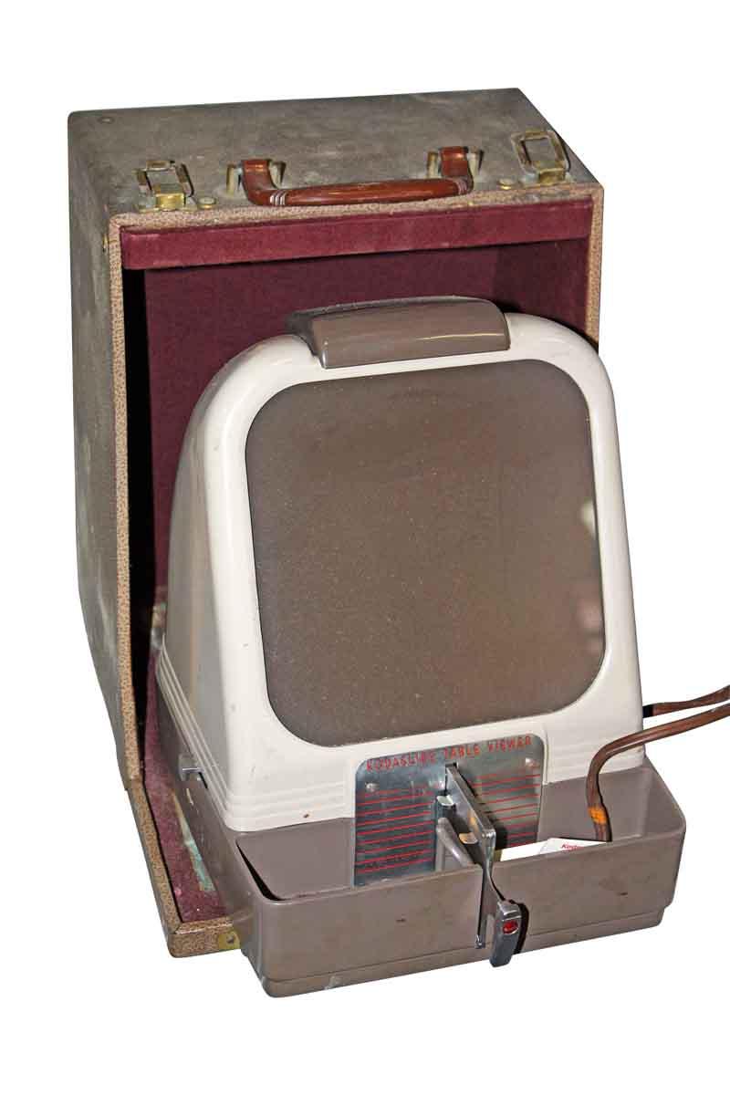 Kodak Slide Table Viewer