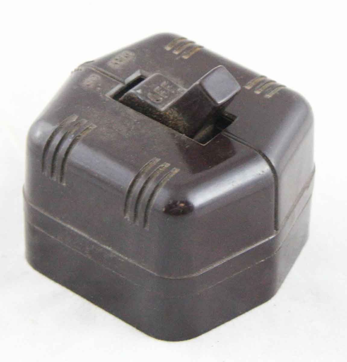 1920s Bakelite Electrical Switch