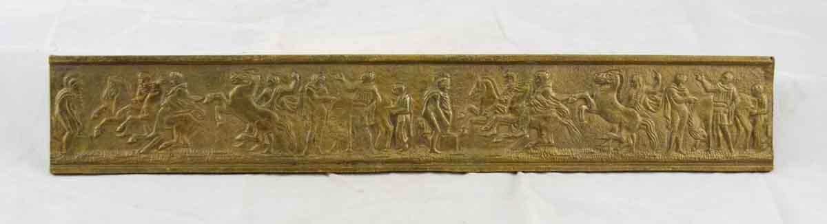 Bronze Figural Plaques