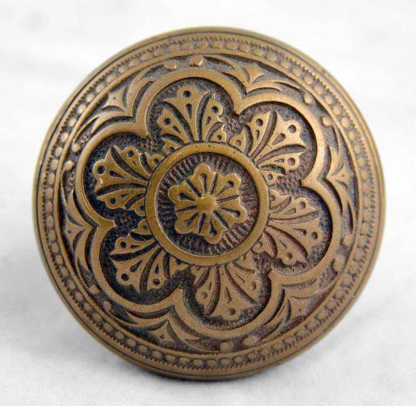 Classic Vernacular Doorknob Set