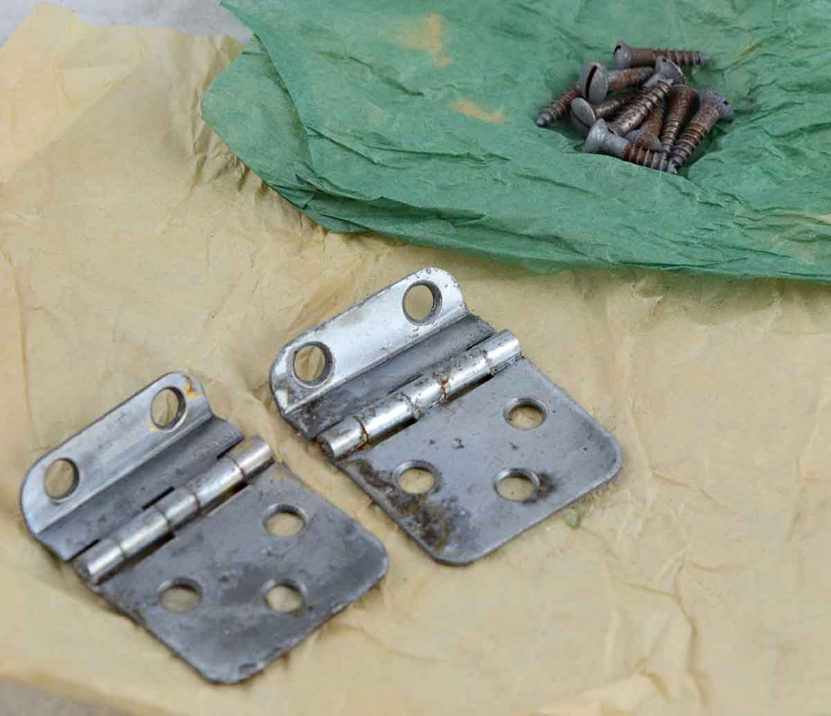 Olde New Stock Cabinet Hinges