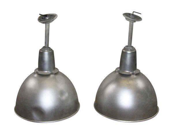 Mid Century Aluminum Shade Kitchen Lights