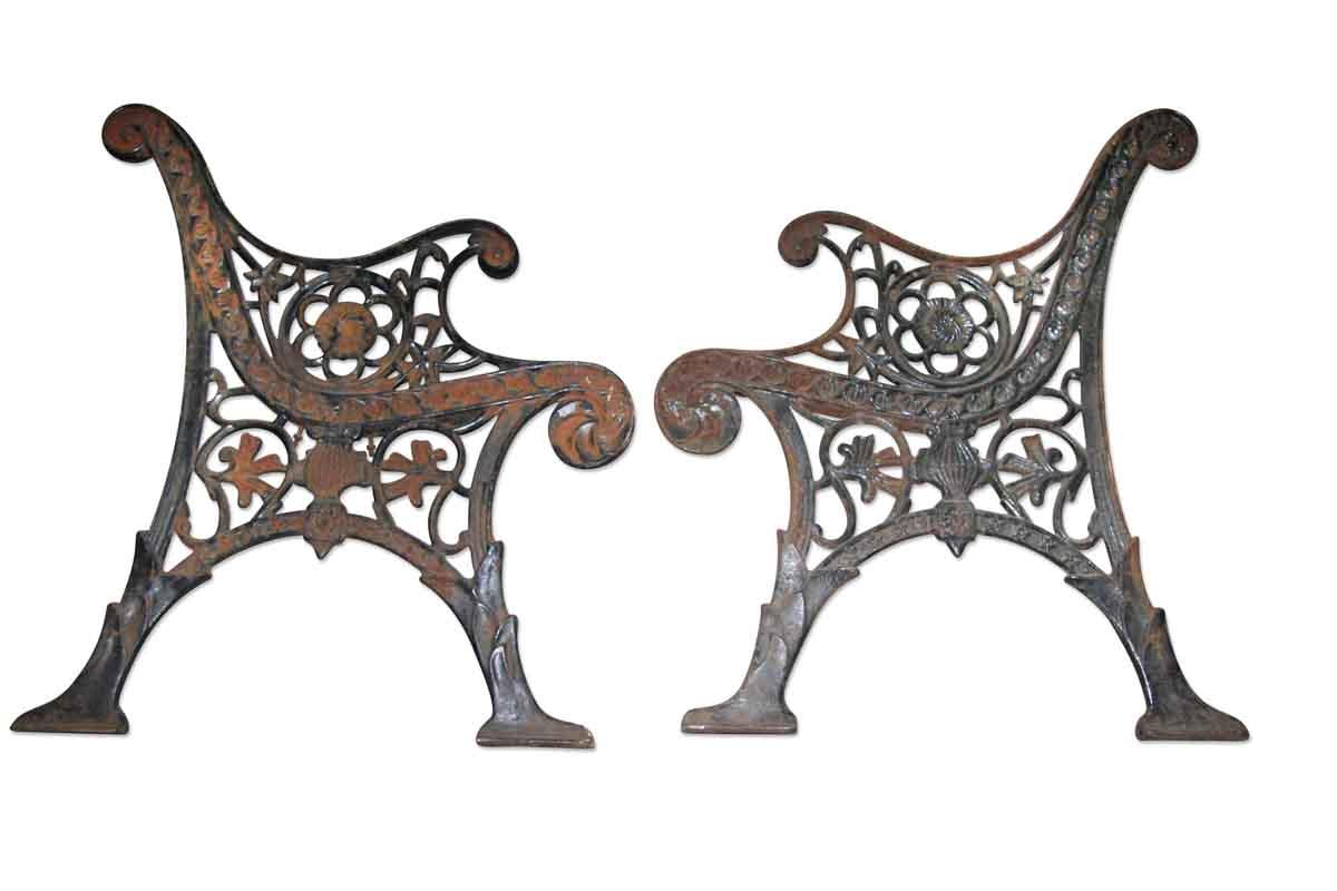 Iron Bench Legs