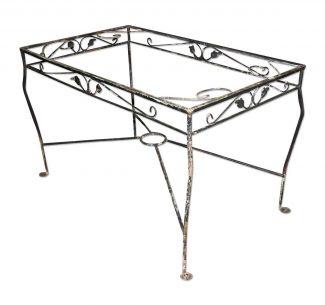 Patio Furniture Iron Black.Antique Patio Furniture Olde Good Things