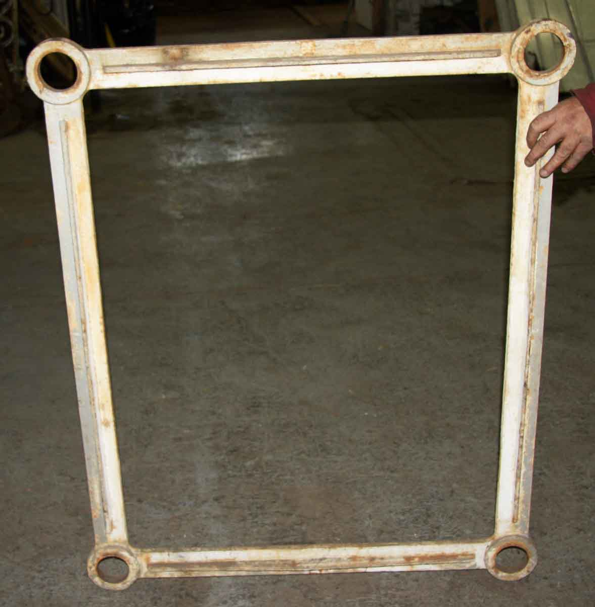 Antique Industrial Steel Frame