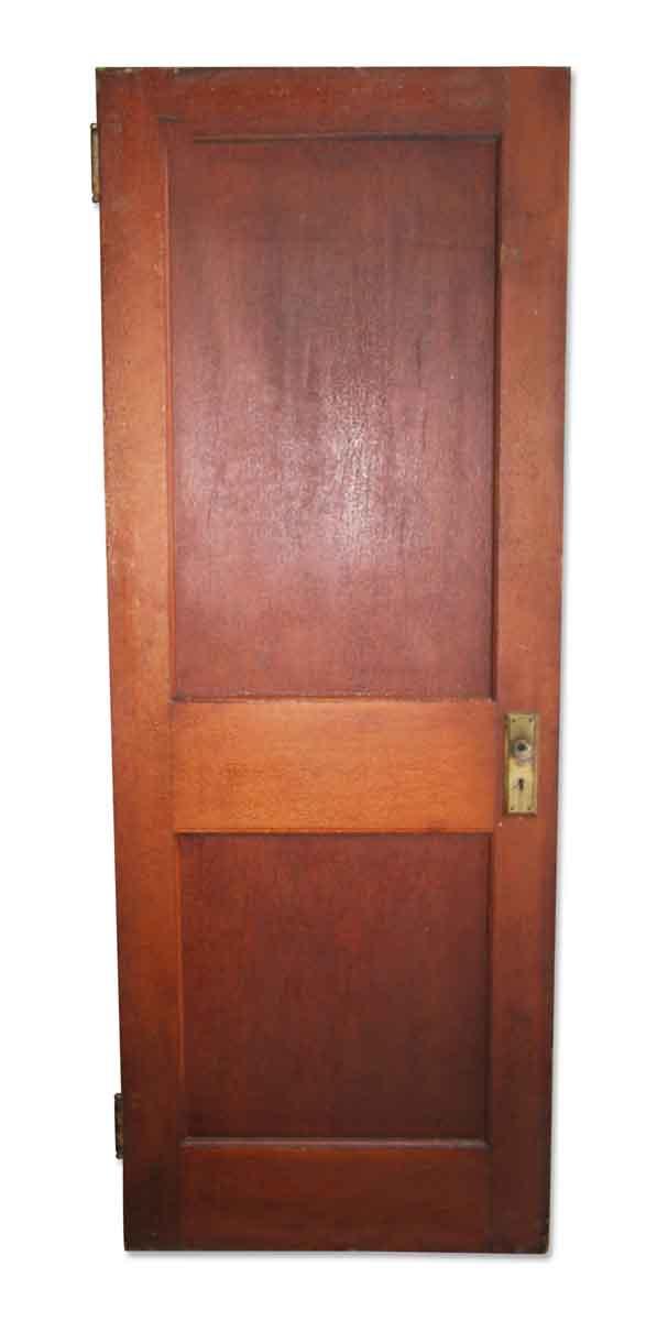 Two Large Panel Door