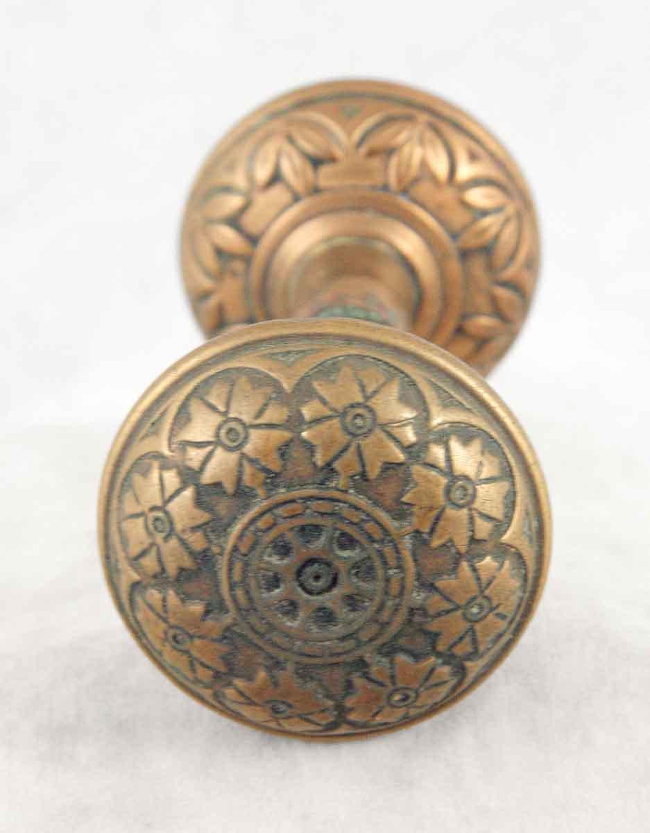 Bronze Antique Vernacular Doorknob Set