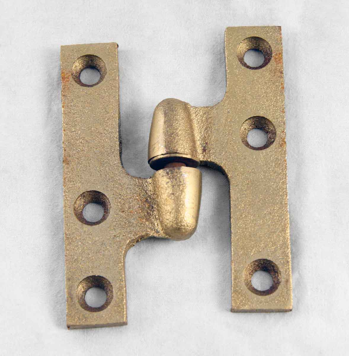 Rixson Gold Plated Olive Hinge