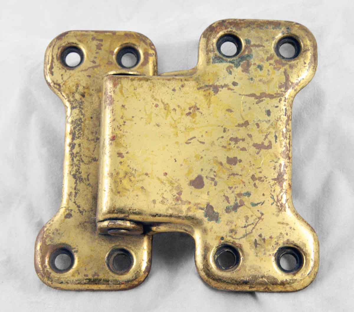 Brass Ice Box Hinge
